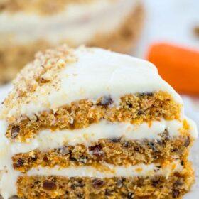 Best Homemade Carrot Cake