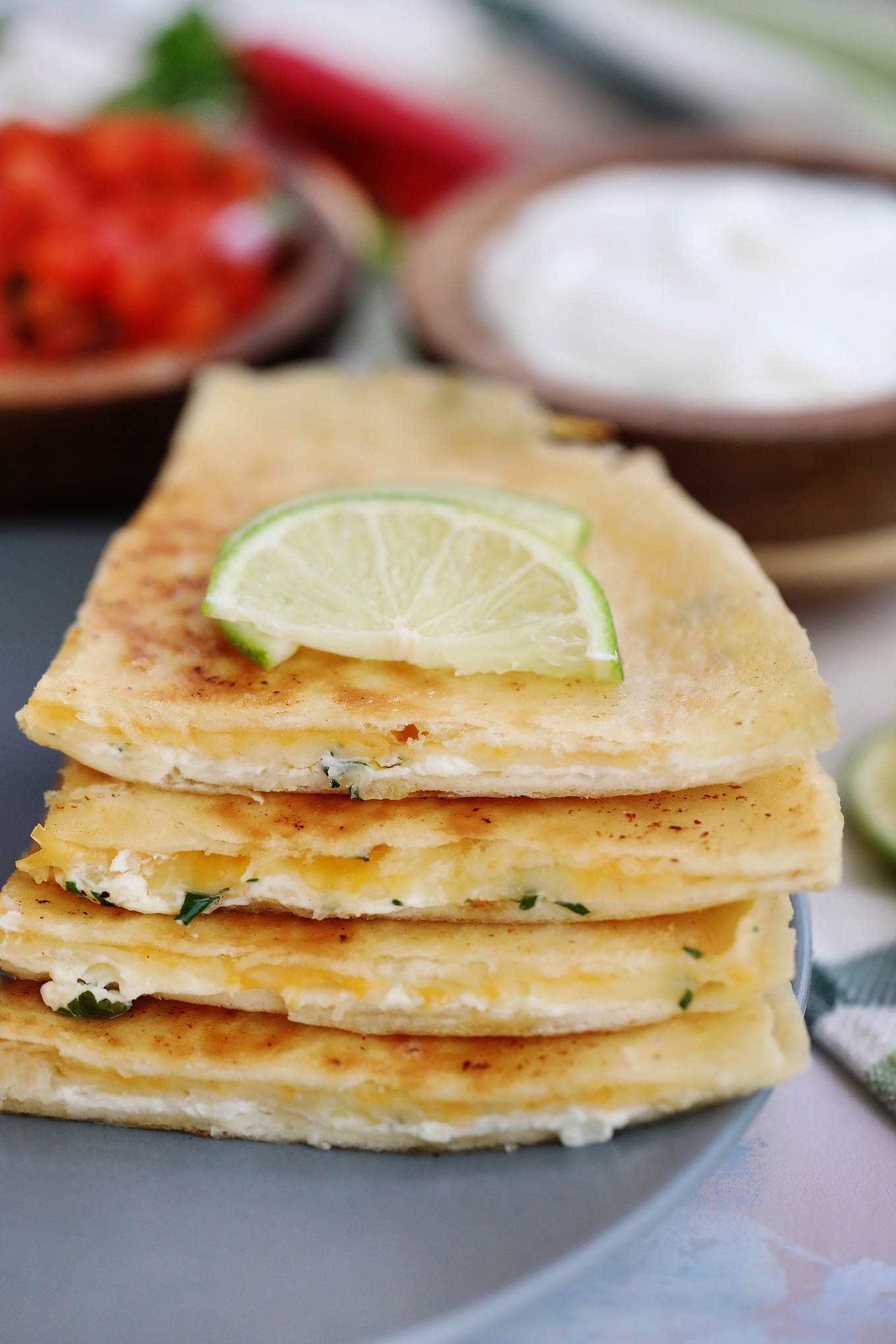 Cheese Quesadilla Recipe Video Sweet And Savory Meals