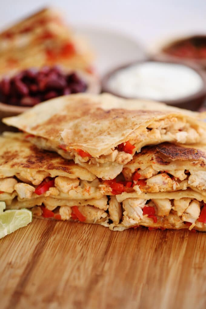 Best Chicken Quesadillas Recipe