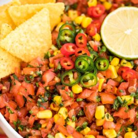 Easy Pico de Gallo Recipe