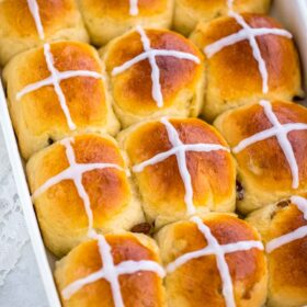 Best Hot Cross Buns