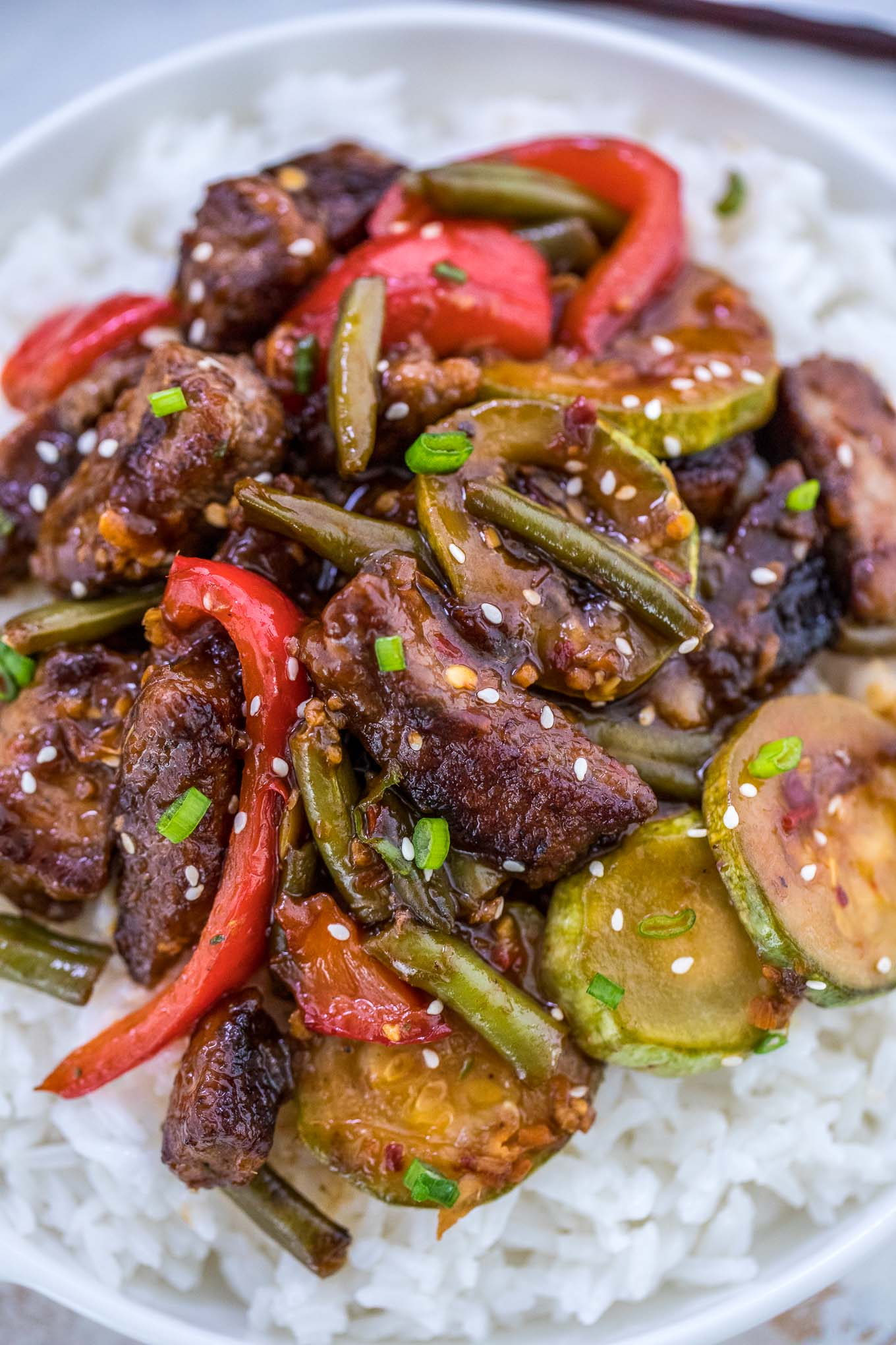 Best Hunan Beef Recipe Video Sweet And Savory Meals