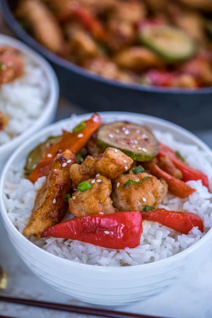 30 Minute Hunan Chicken