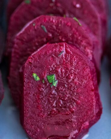 Instant Pot Beets Recipe
