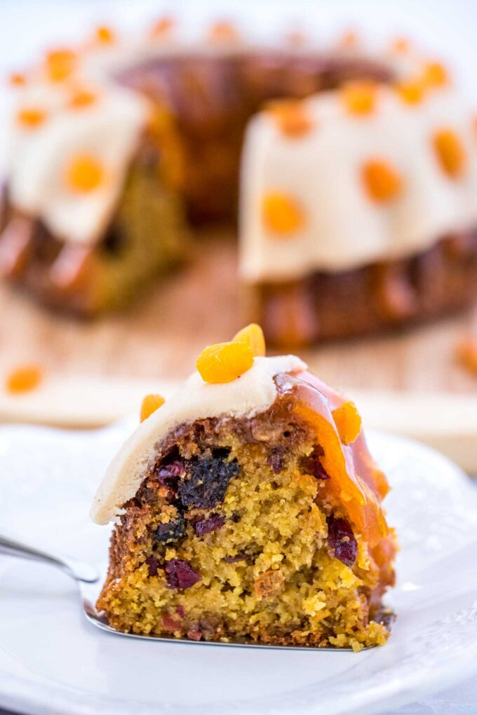 Easy, Homemade Simnel Cake Recipe