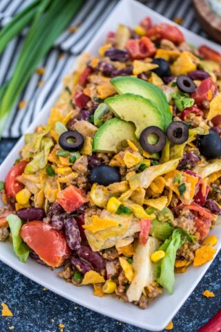 Taco Salad Recipe [video]