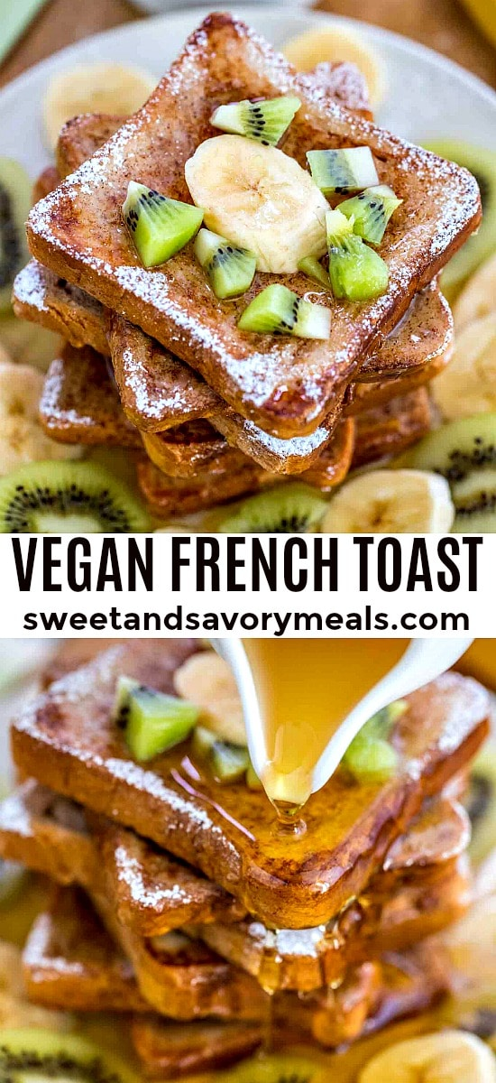 How to Make Vegan French Toast