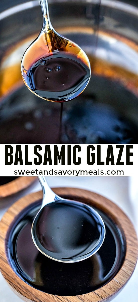 Balsamic Glaze Recipe