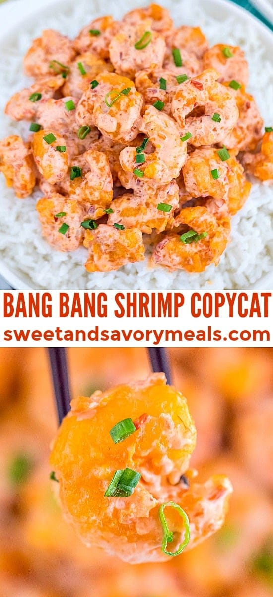 Bang Bang Shrimp Recipe Copycat