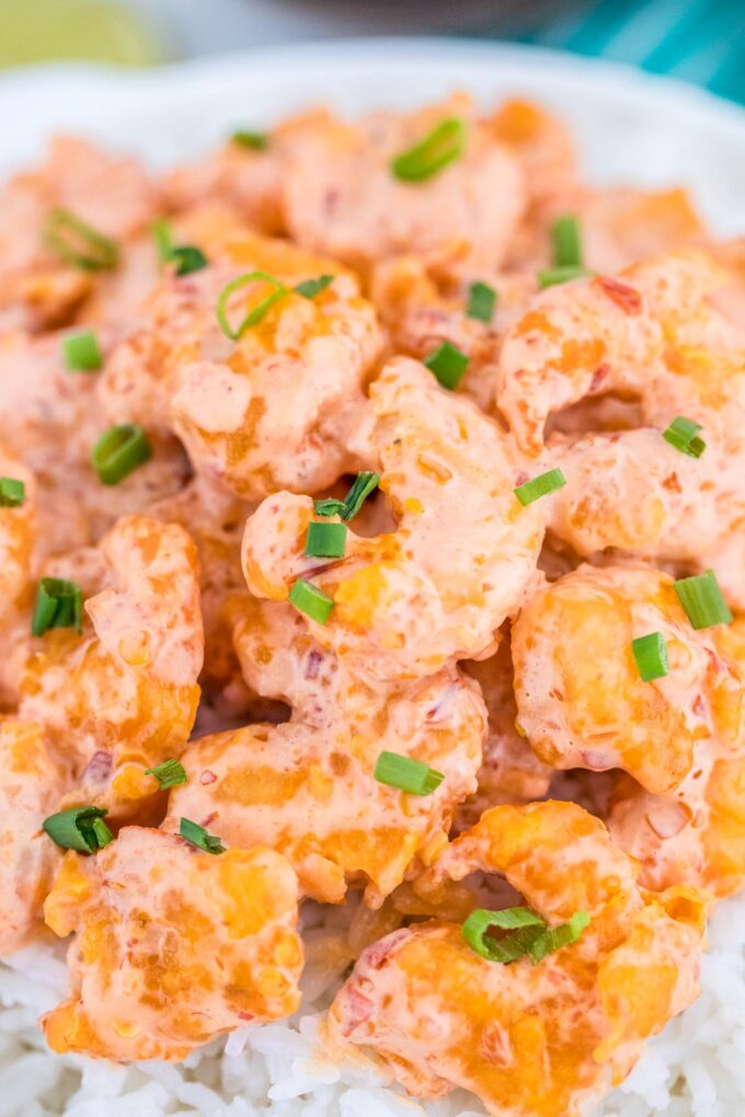 Easy Bang Bang Shrimp Recipe Copycat
