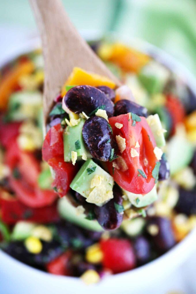 Best Black Bean Salad Recipe