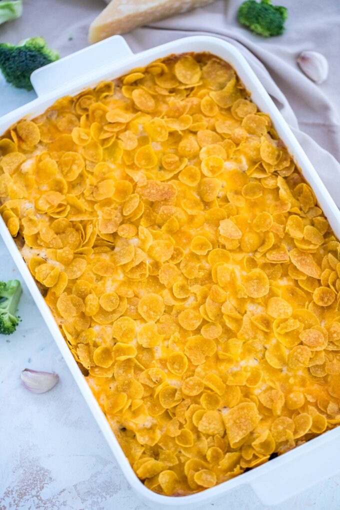 Chicken Divan Casserole Recipe