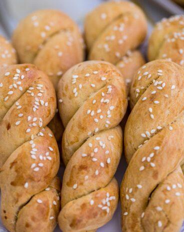 Easter Greek Cookies