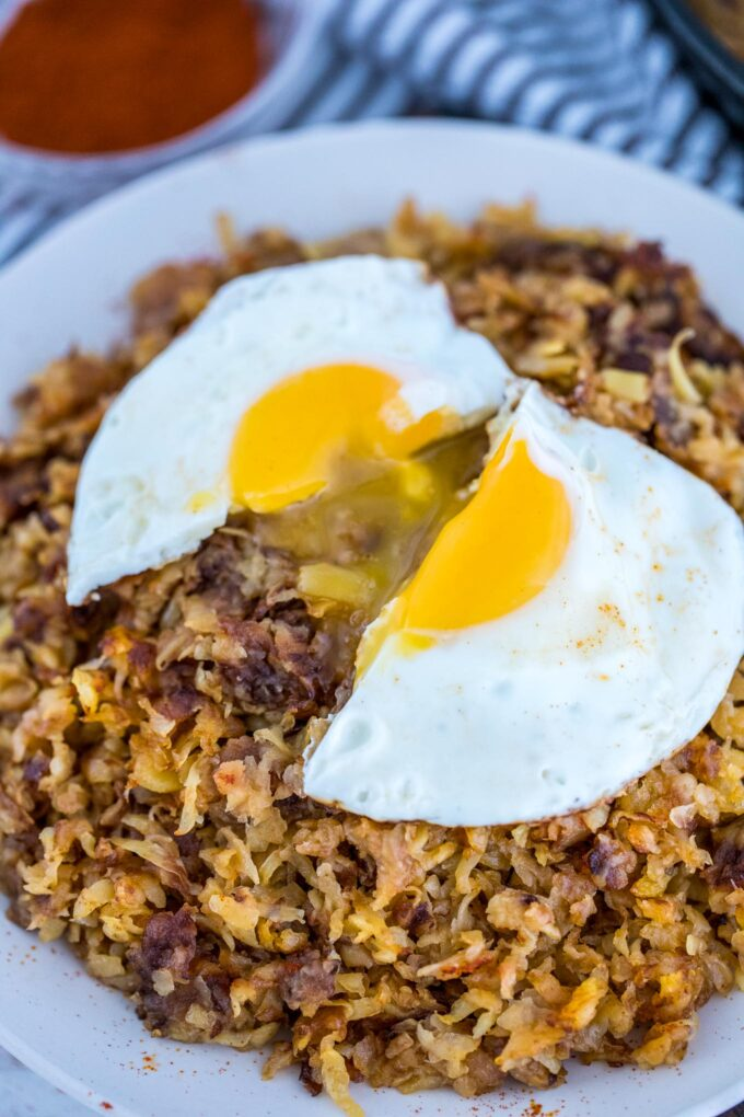 Best Hash Browns Recipe with Eggs