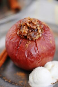 Instant Pot Baked Apples Recipe