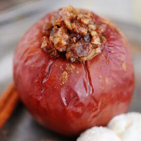 Instant Pot Baked Apples Recipe