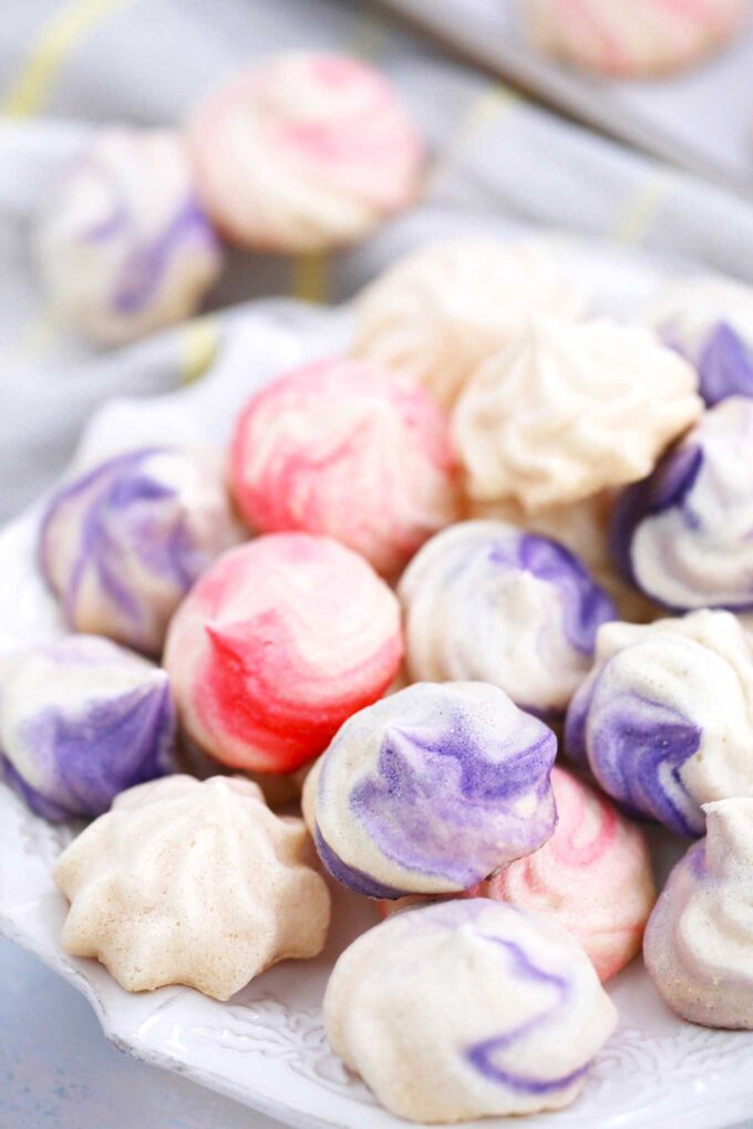 Homemade Meringue Cookies Recipe