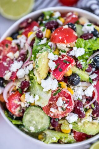 Mexican Salad Recipe