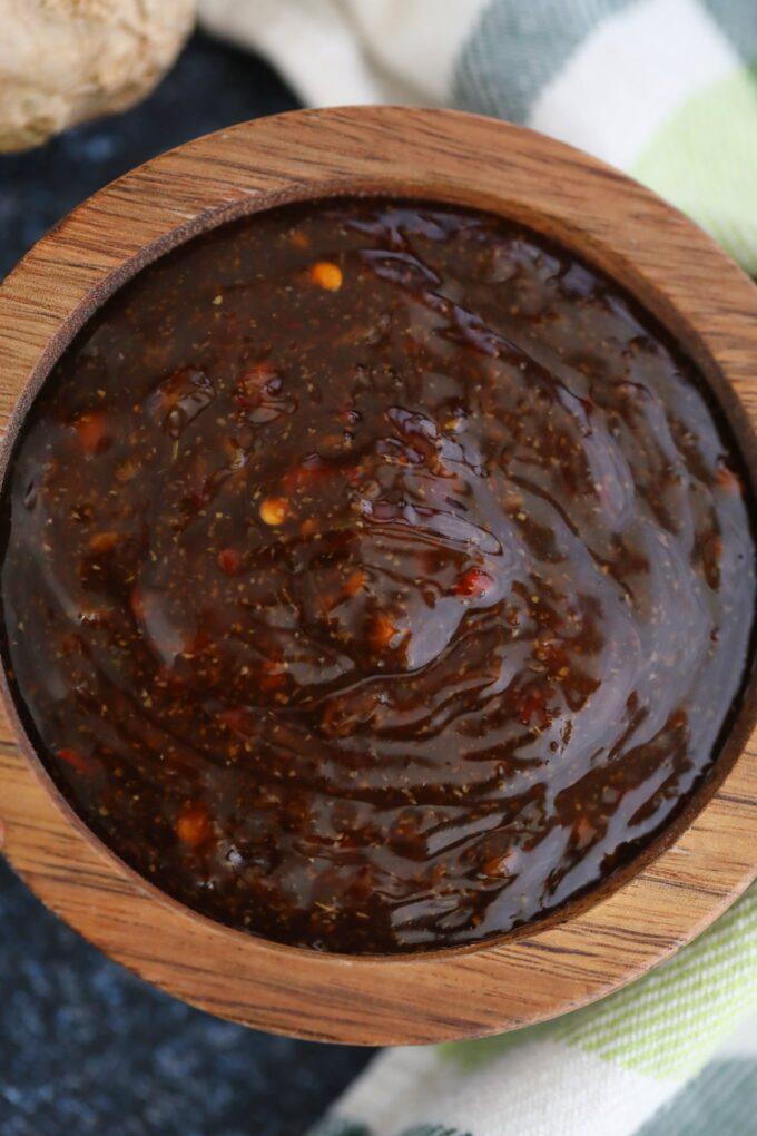 Easy Szechuan Sauce Recipe