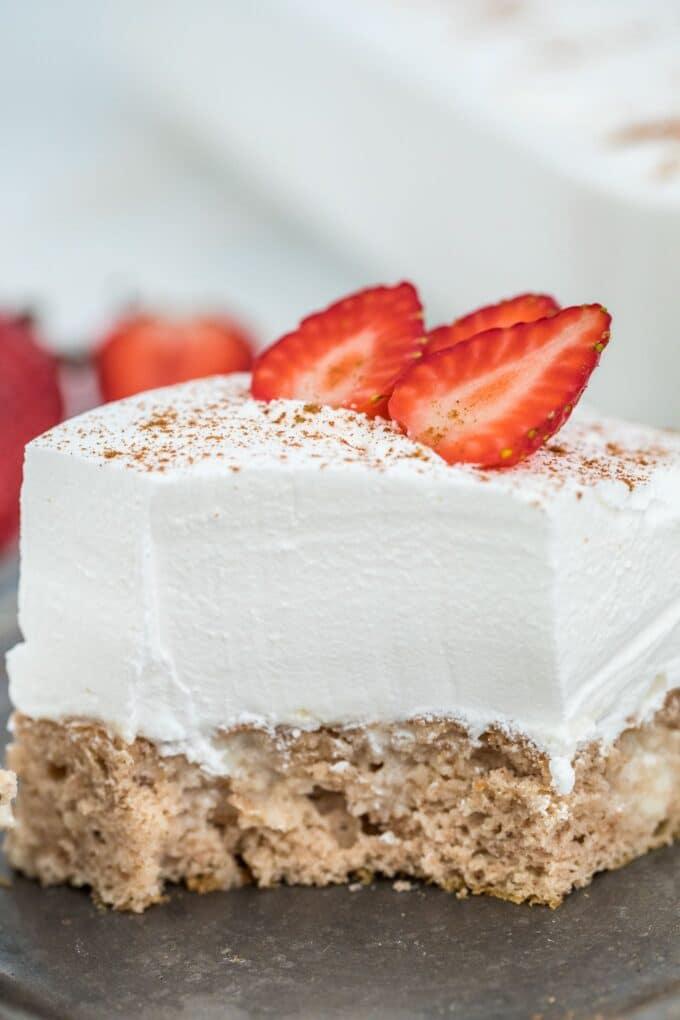 Classic Tres Leches Cake Recipe