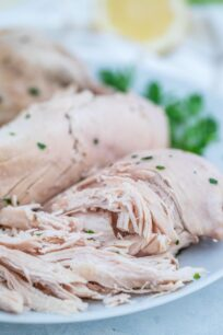 Boiled Chicken Recipe