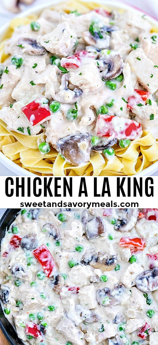 Chicken a la King