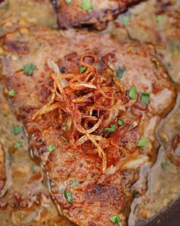 Easy Cube Steak Recipe