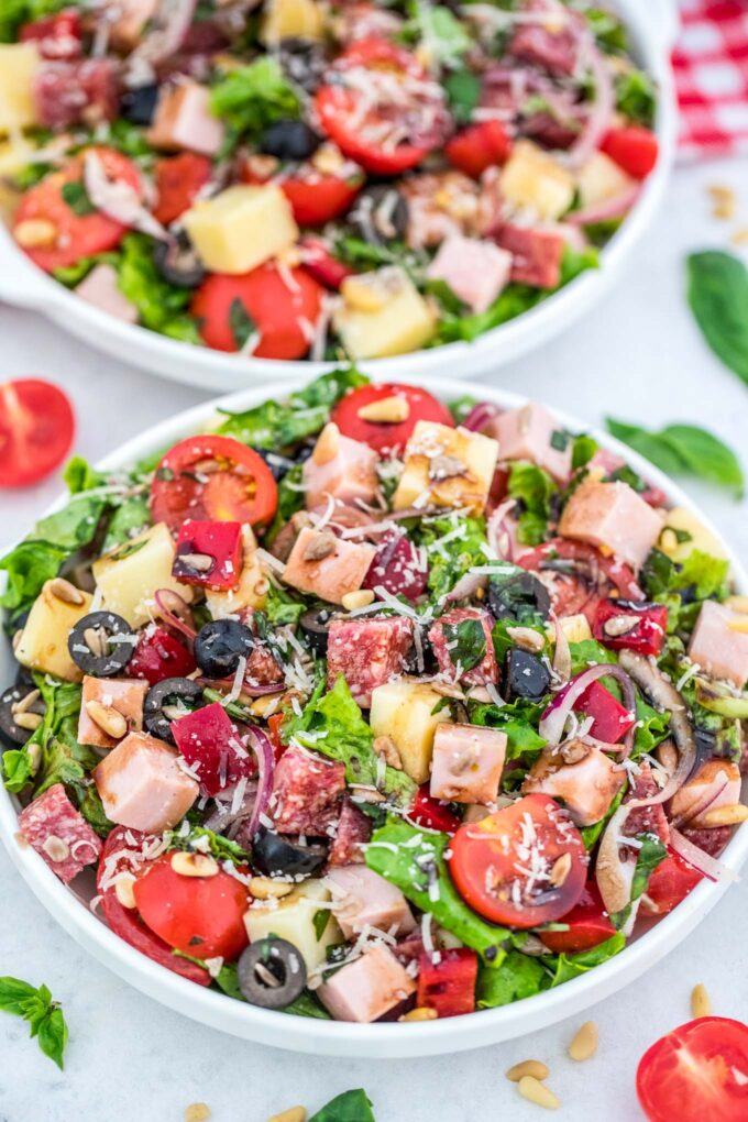 Italian Chopped Salad Recipe