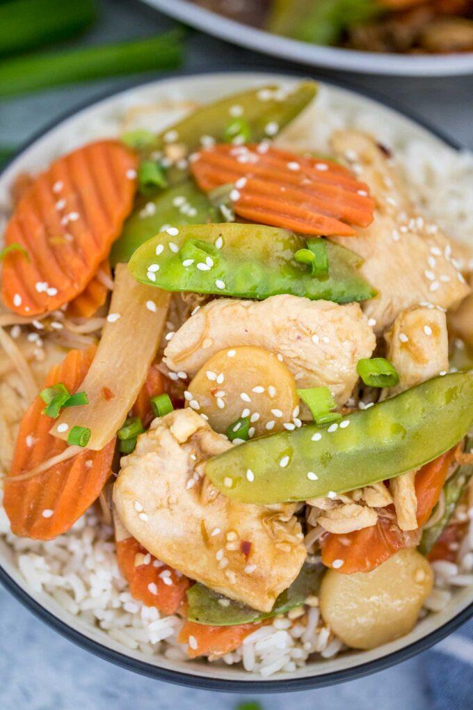 Best Moo Goo Gai Pan Recipe