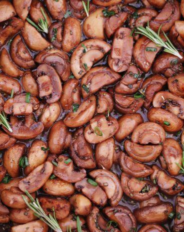 Sautéed Mushrooms Recipe