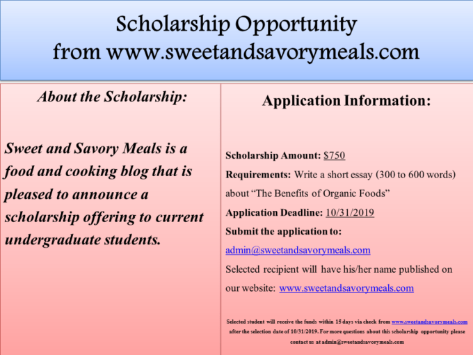 ScholarshipDetails