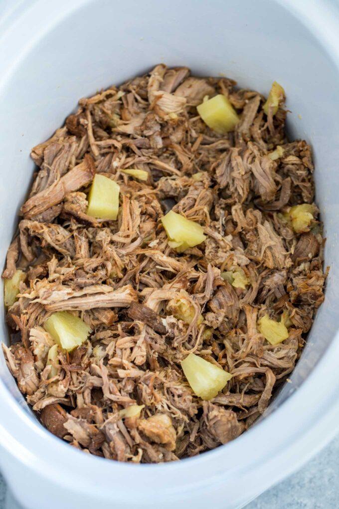 Slow Cooker Kalua Pork