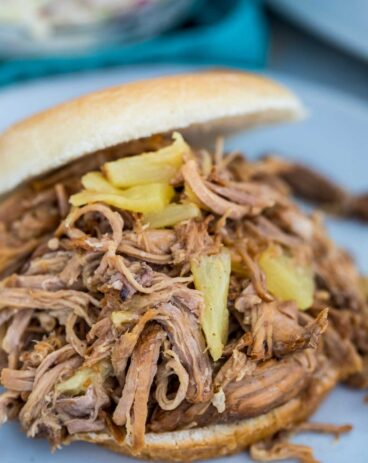 Slow Cooker Kalua Pork