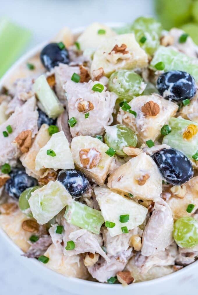 Waldorf Chicken Salad Recipe