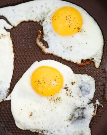Perfect Fried Egg Recipe