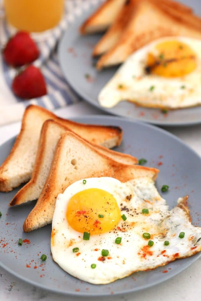 Fried Egg Recipe