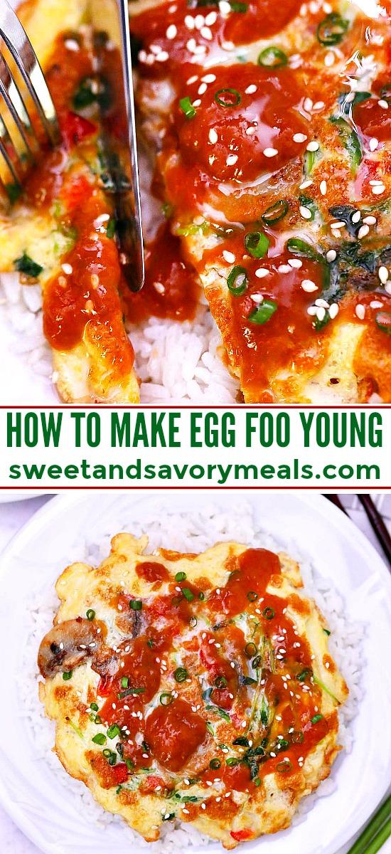 How to Make Egg Foo Young
