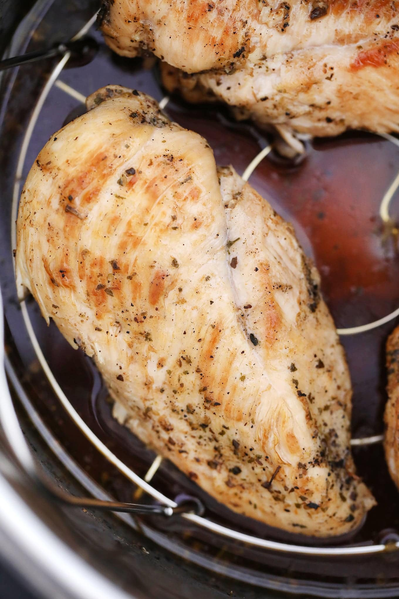 Chicken Breast Instant Pot Recipe Video Sweet And Savory Meals