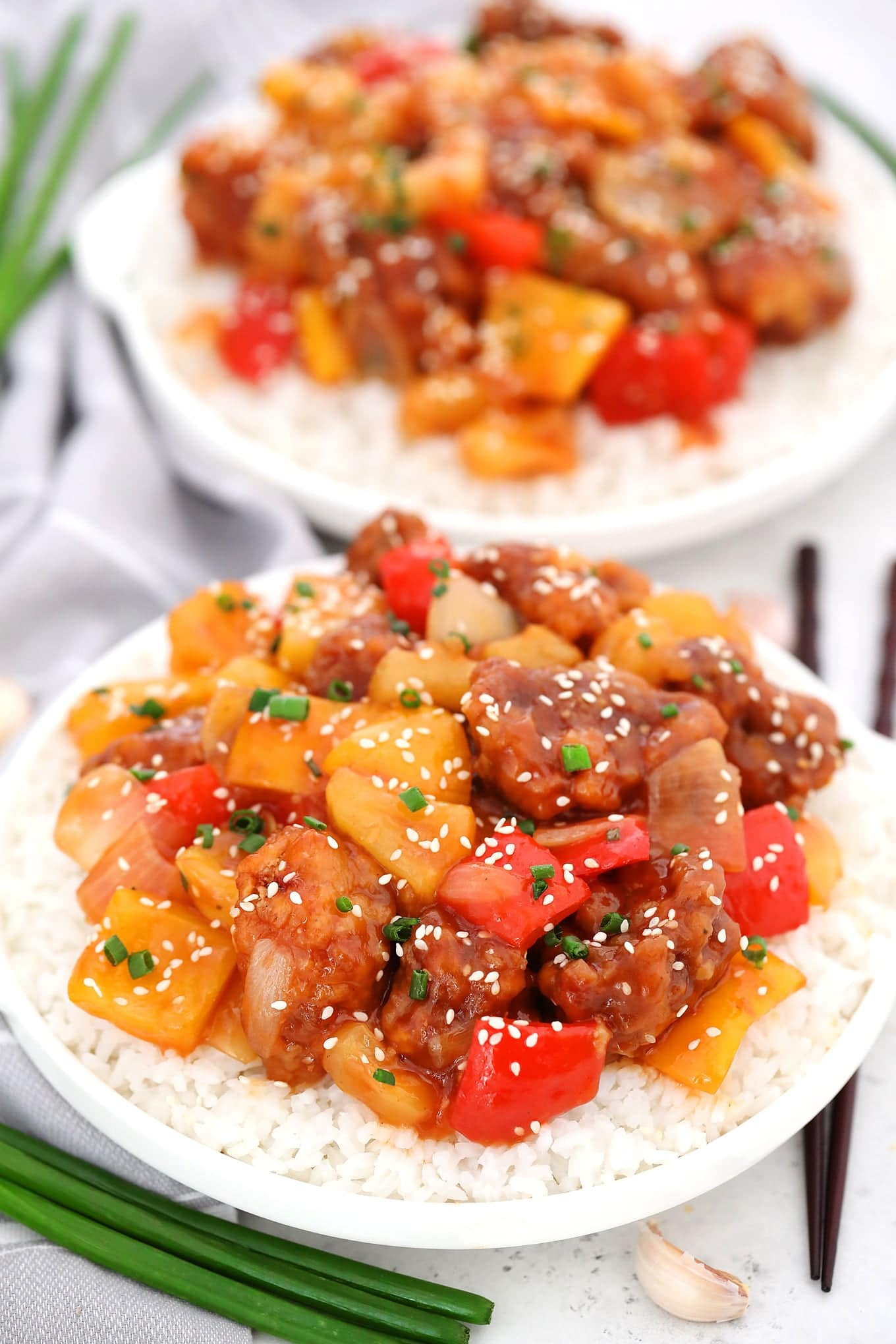 Sweet And Sour Pork Recipe Video Sweet And Savory Meals