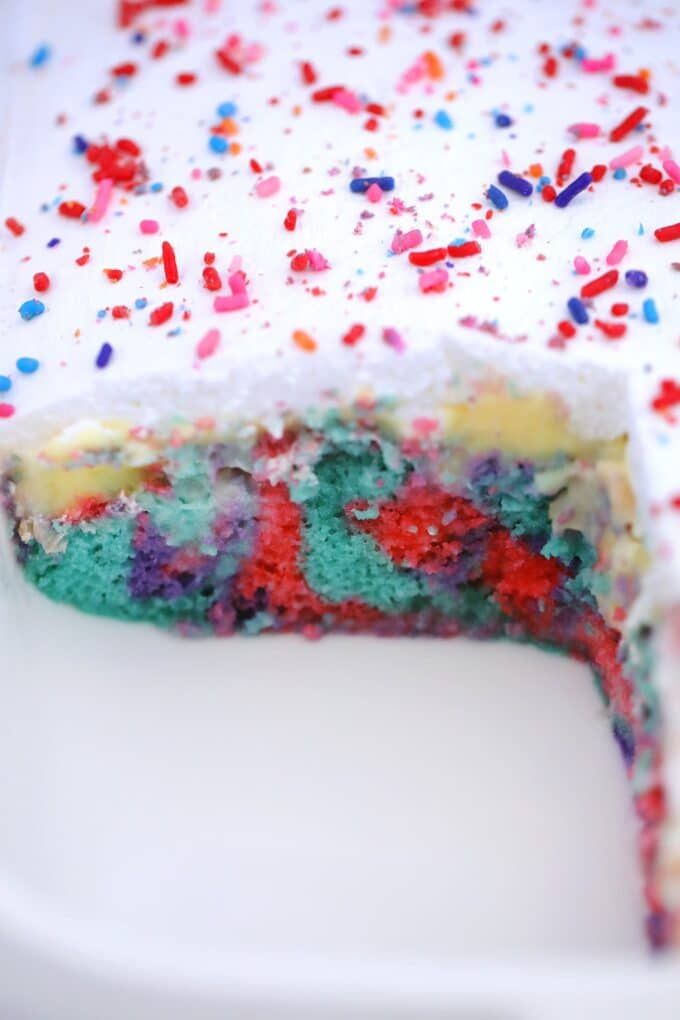 Unicorn Cake Recipe
