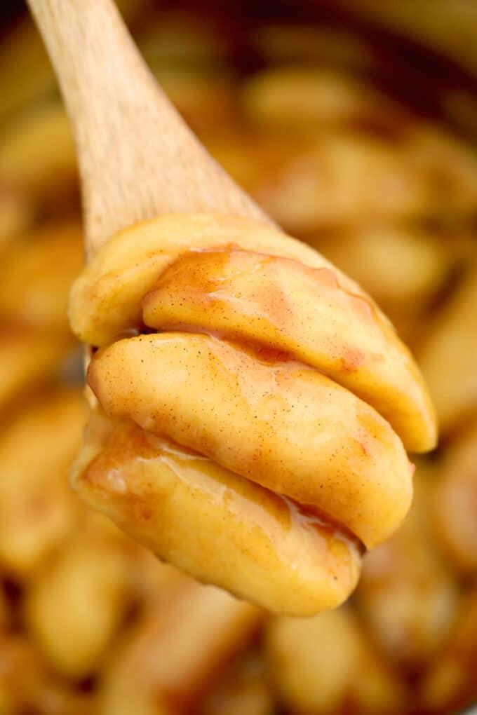 Instant Pot Cinnamon Apples