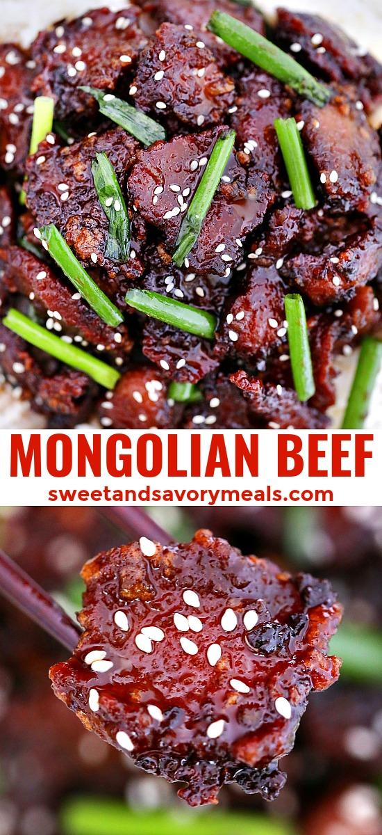 Pf chang mongolian beef image.