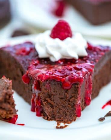 Low Carb Keto Chocolate Cake