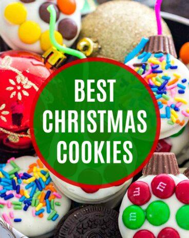 25+ BEST Christmas Cookies