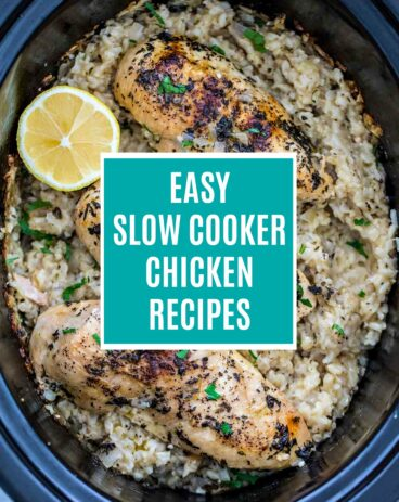 Easy Crockpot Chicken Recipes