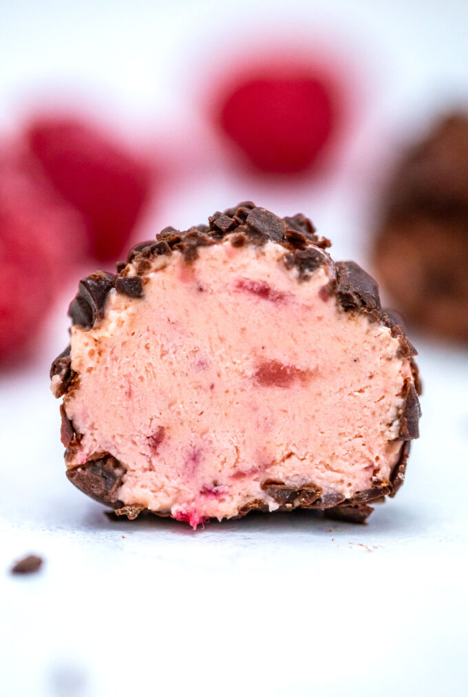 Keto Strawberry Cheesecake Fat Bombs Video Sweet And Savory Meals