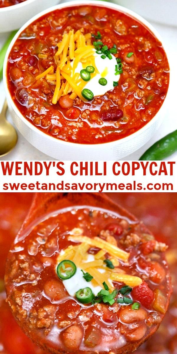 wasy wendy chili copycat pin