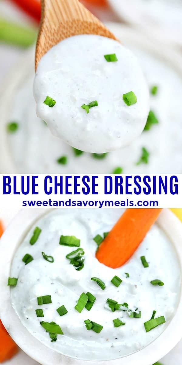 BLUE CHEESE DRESSING PIN
