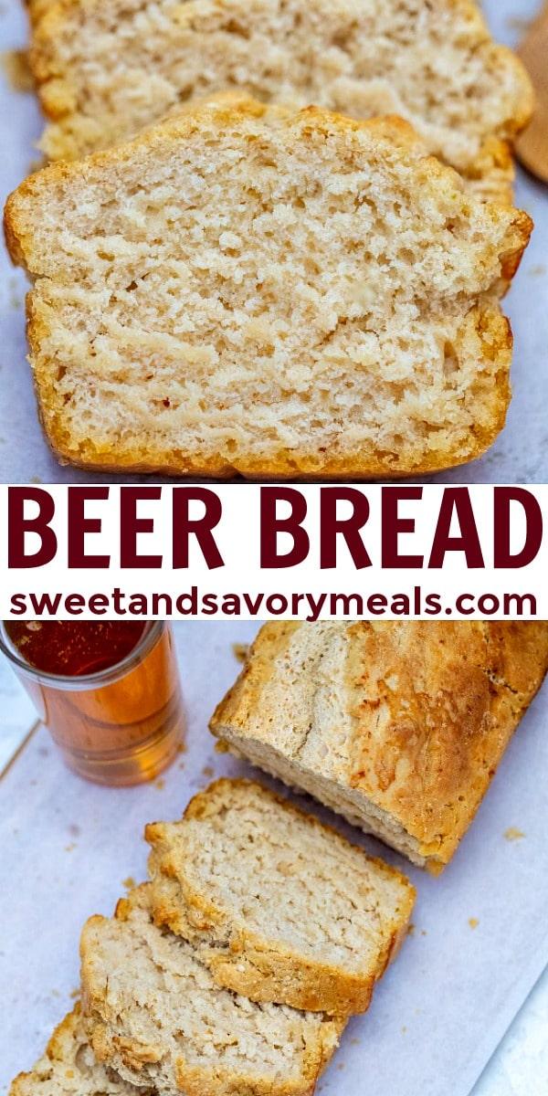 easy beer bread pin