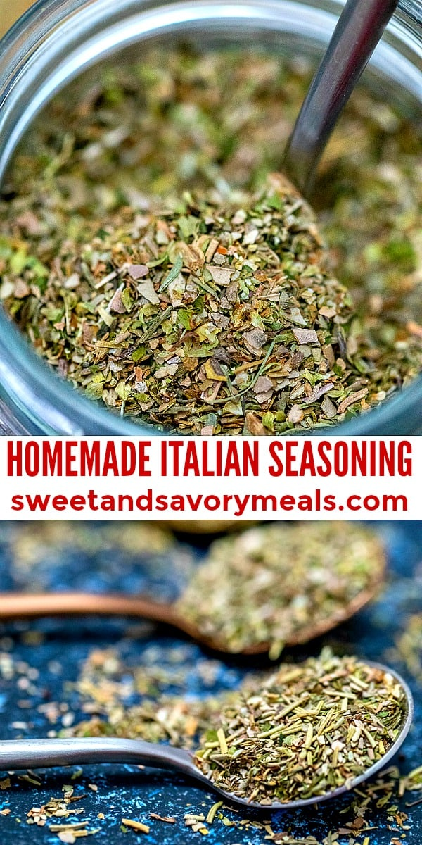 Italian seasoning pin